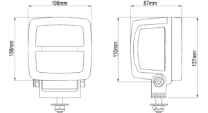 Фара Nordic Lights Scorpius PRO N4406 LED