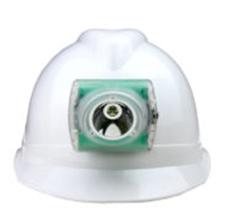 Взрывозащищенный LED фонарь x-Glo на каску
