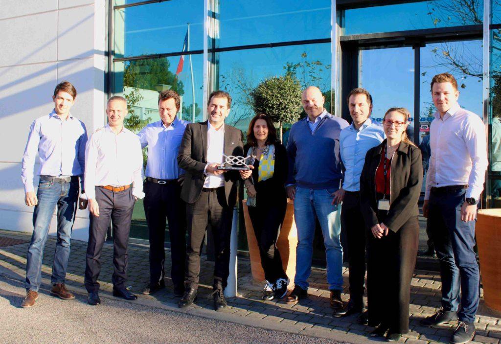 ТехСтар - Aramine: 10 лет успешного сотрудничества