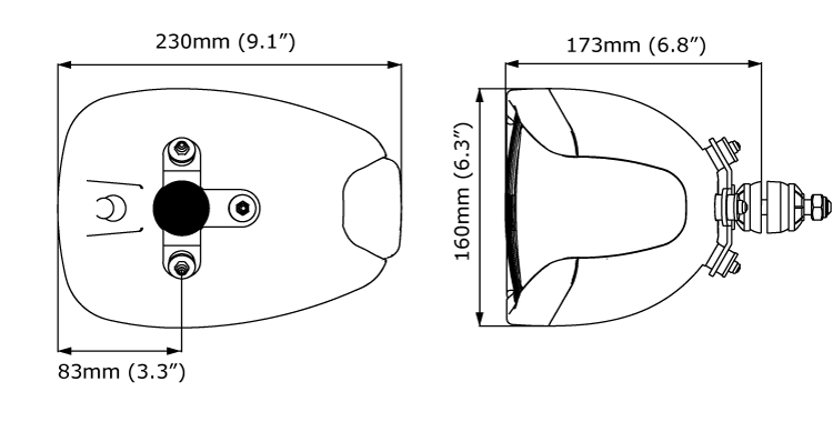 Оборудуем ГАЗон Next фарами N503 от NORDIC LIGHTS®