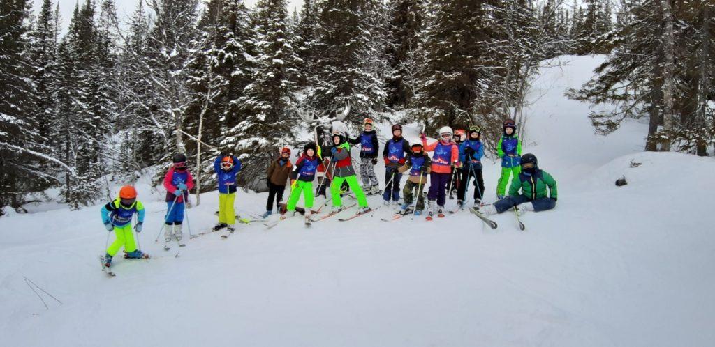 ТехСтар: спонсорская поддержка детского горнолыжного спорта