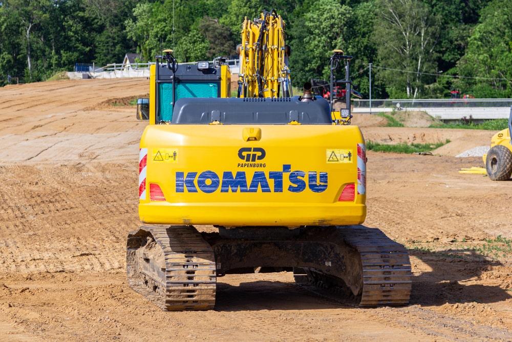Фары для Komatsu
