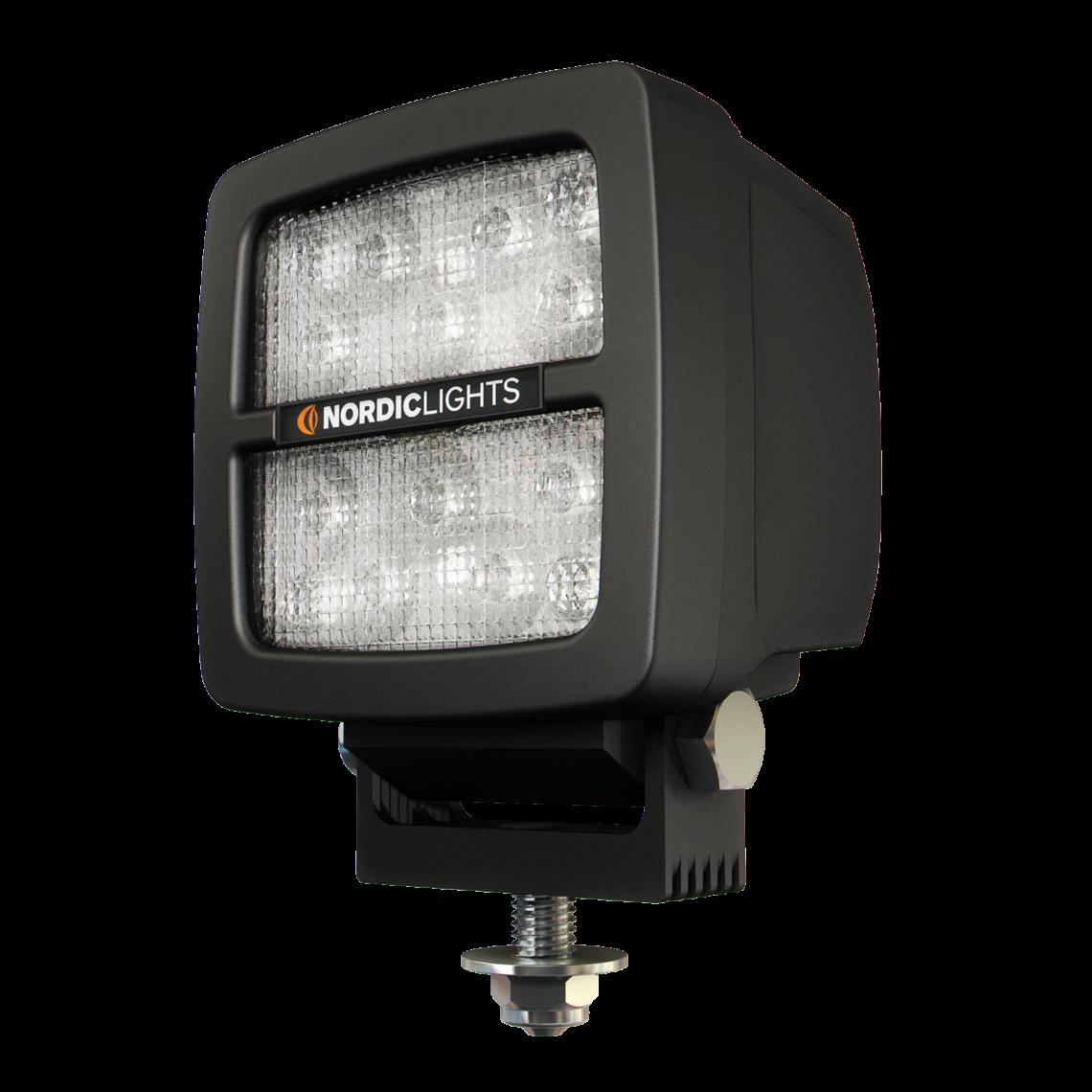 Сверхмощные LED-фары Scorpius с линзой из закаленного стекла