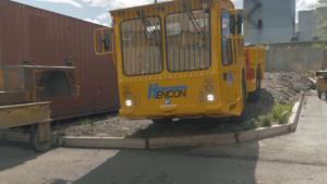 Поставляем на конвейер фары NORDIC LIGHTS® для горно-шахтной техники Hencon