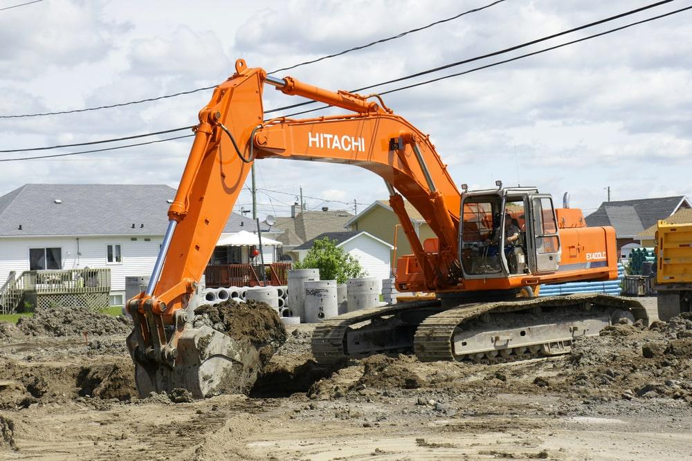 Фары для Hitachi