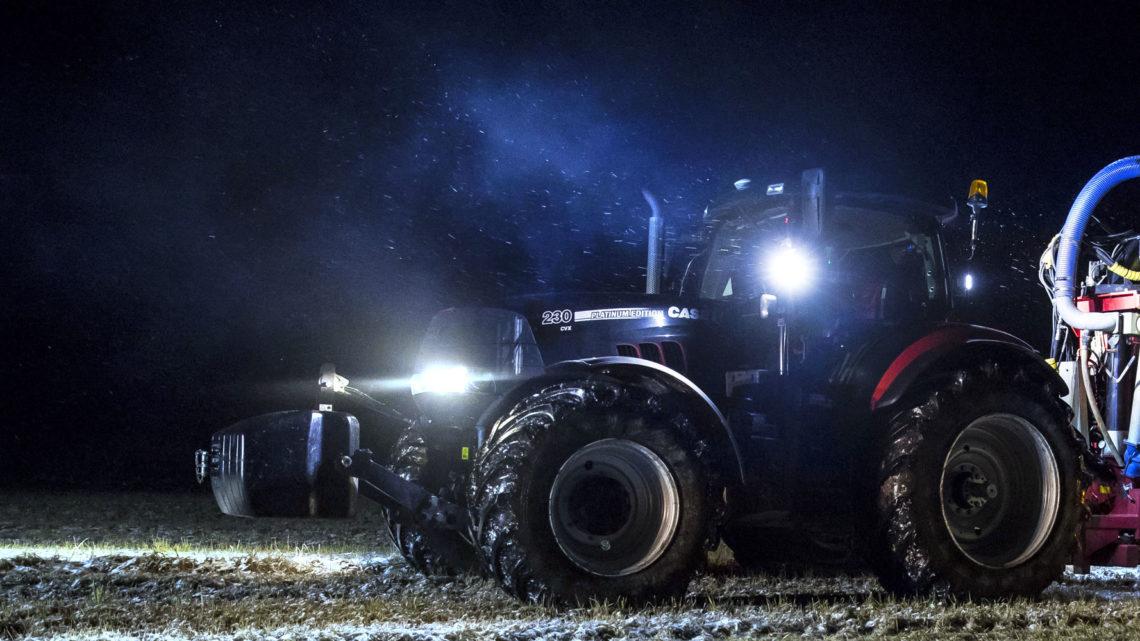 Светодиодные рабочие фары для трактора