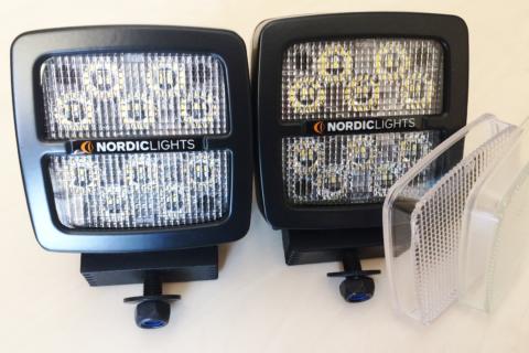 Запчасти и аксессуары, осветительные приборы
