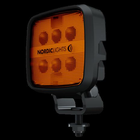 Противотуманная фара Nordic Lights Scorpius Go LED 410 (янтарный)
