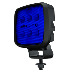 Сигнальная фара Nordic Lights Scorpius Go LED 410 (синий)