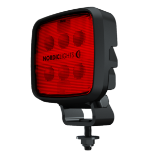 Сигнальная фара Nordic Lights Scorpius Go LED 410 (красный)