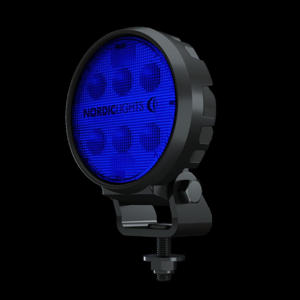 Обзор фар NORDIC LIGHTS® с цветными линзами и IP-тест