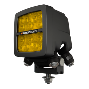 Противотуманная фара Nordic Lights Scorpius Pro LED N4401 QD (желтый)